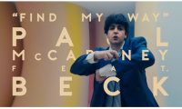 """PAUL McCARTNEY   esce  """"FIND MY WAY (feat. BECK)"""" in formato fisico"""